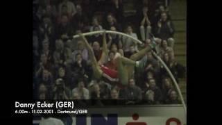 Danny Ecker (GER) - 6.00m - 11.02.2001 - Dortmund/GER