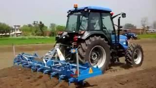 sonalika 4x4 90hp rx at khatrao farm 19hall by zandu sirhind