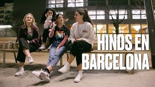 UO Presenta — Hinds en Barcelona