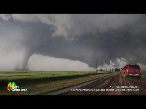 INSANE Dodge City KS Tornado Fest Pt. 1 (05/24/16)