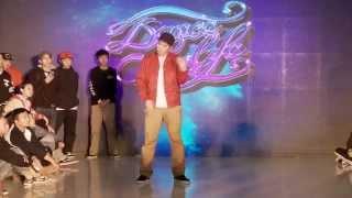 popping judge showcase   hoan   d4l 2014 秋季赛