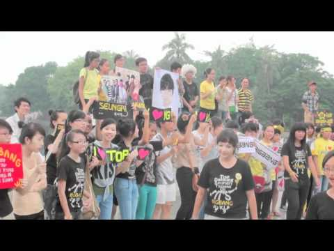 Bring BIGBANG to Vietnam FLASHMOB