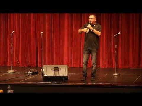 Pastor Leroy Bean Speaks At LIVE. LOVE. LIFE Event, Nov 2017