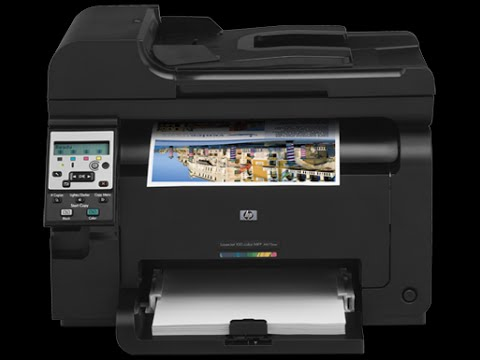 hp laser jet 100 color mfp m175 nw replace drum - Laserjet 100 Color Mfp M175nw