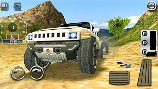 4x4 Off Road Rally 7 Part #6 Level 38-42 - Android Gameplay FHD