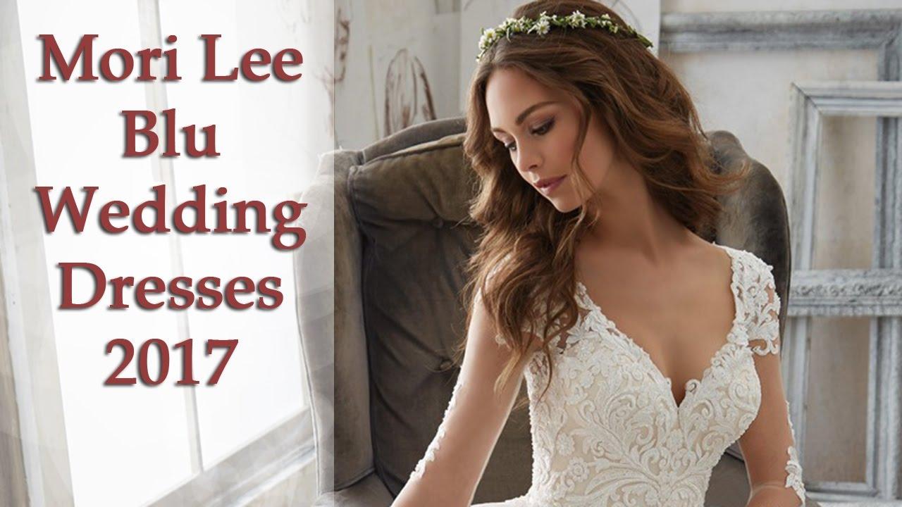 Morilee Blu Spring 2017 Wedding Dresses - YouTube