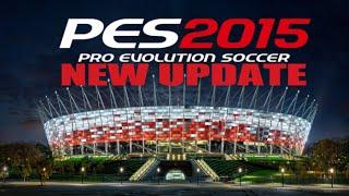 حصريا التحديث الجديد للعبة بيس2015 واللعب اونلاين PES 2015 Update 1.01.00 online play