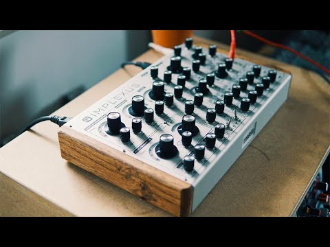 West- and East-coast synthesis combined | Majella Audio IMPLEXUS
