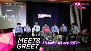 [MEET&GREET] 180414 GOT7 (갓세븐) MINI ALBUM 'Eyes On You' (ENG SUB/FULL)