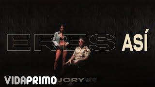Смотреть клип Jory Boy - Eres Así