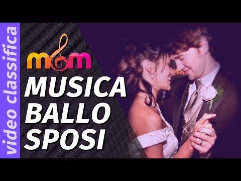 Le 3 Canzoni per il Ballo degli Sposi più amate dagli italiani per il Matrimonio