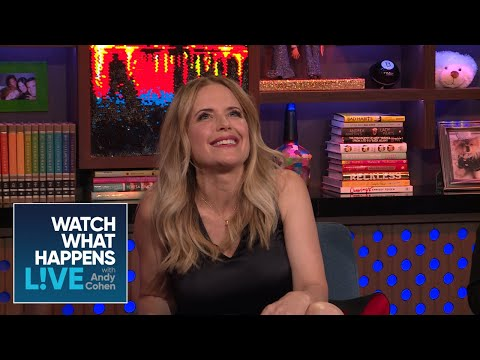 Love At First Sight For Kelly Preston And John Travolta?  WWHL