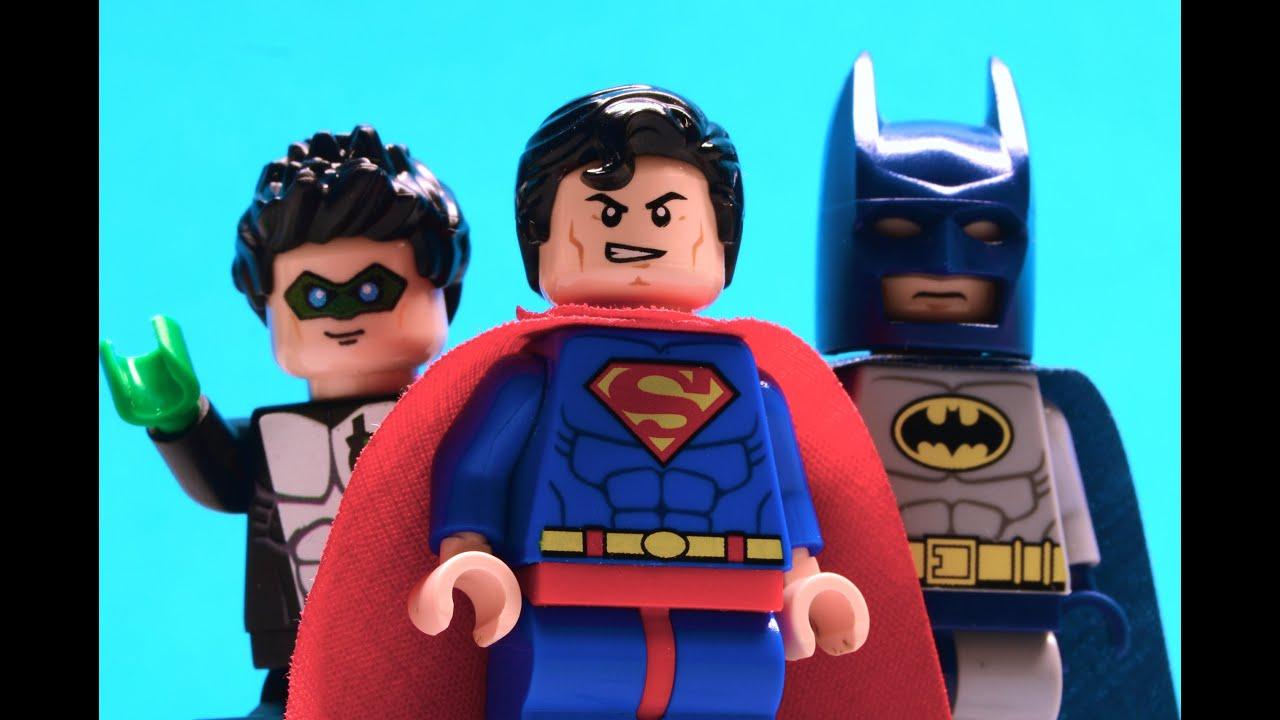 Lego Superman - YouTube