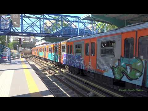 The Metro in Athens, Greece - Μετρό στην Αθήνα