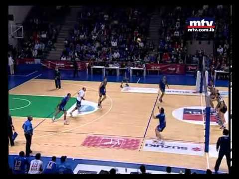 Special Sport - Arab Volleyball Championship Final - Shabibe Baouchrieh vs CS Sfaxien