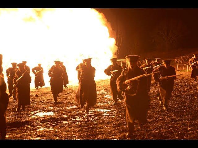 映画『バタリオン ロシア婦人決死隊VSドイツ軍』予告編