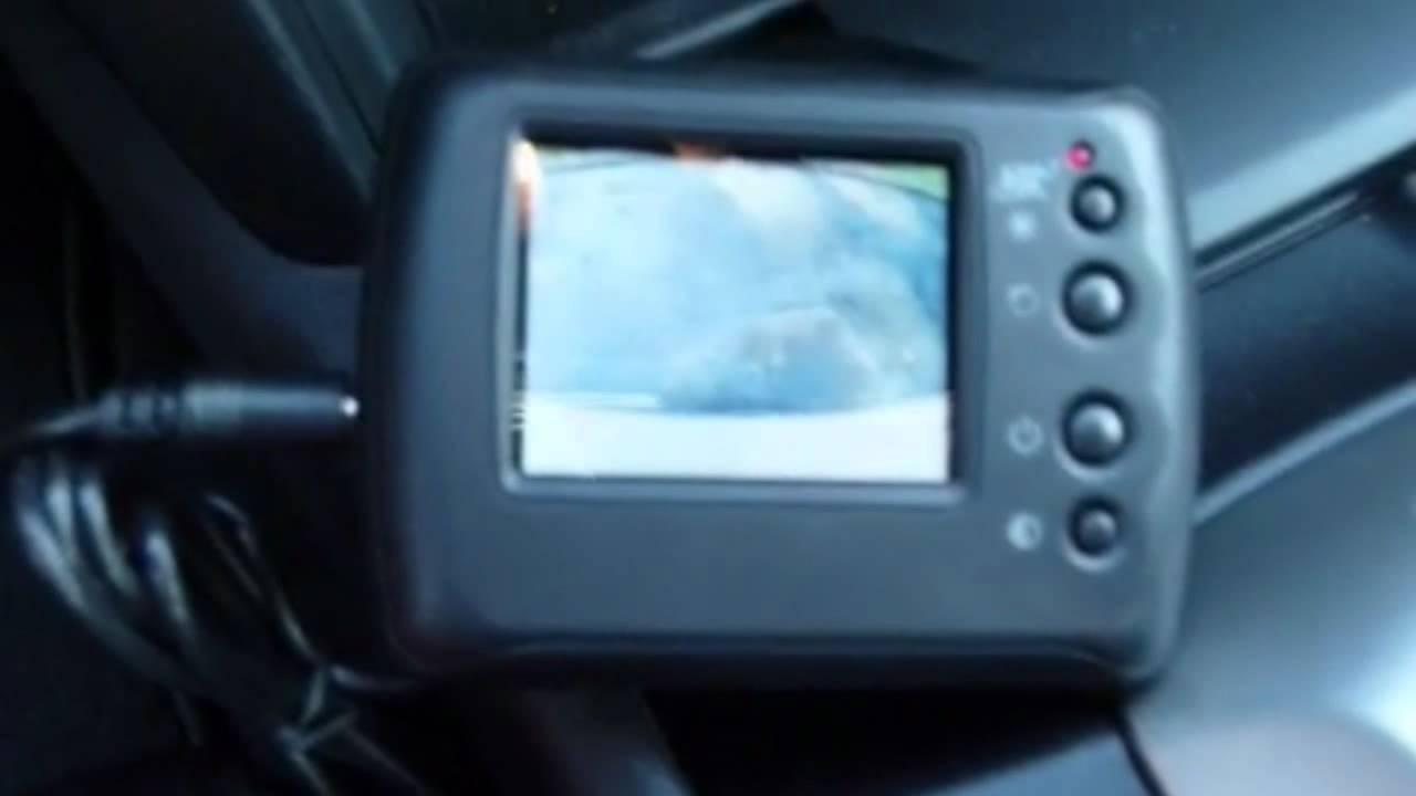 How To Install Vr3 Wireless Backup Camera Honda Accord Hd Youtube Wiring Diagram