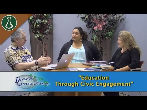 Island Connections - Education Through Civic Engagement