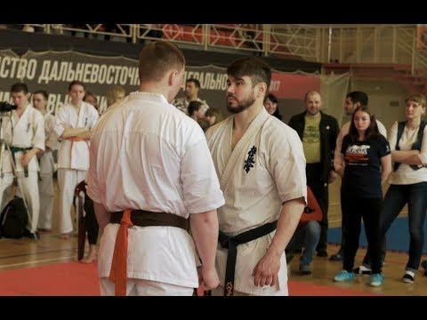 Бой за первое место | Чемпионат Камчатского края по Киокушинкай карате