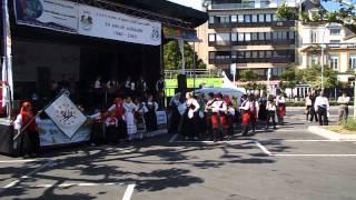 Люксембург. Португальский танец (3) Luxembourg. Portugal dance.