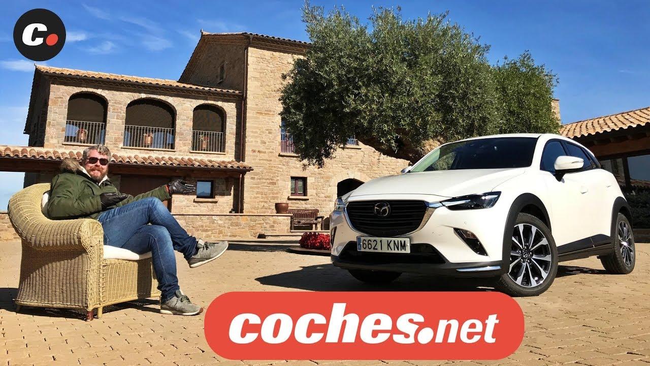 Mazda Cx 3 2019 Suv Prueba Test Review En Espanol Coches Net