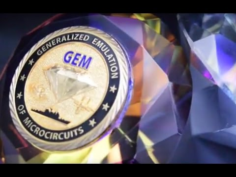SRI International GEM & AME Microcircuit Emulation