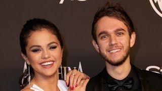 """Selena Gomez Admits to Her """"Thing' With Zedd & Talks Taylor & Katy Feud"""