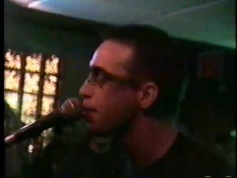 Groovie Ghoulies- Old Ironsides, Sacramento 6/96 1st gen VHS-DVD