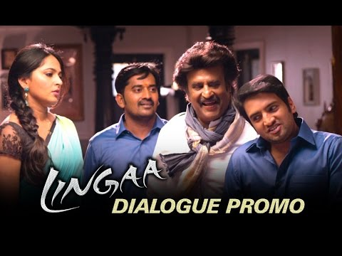 Lingaa (Hindi) | Dialogue Promo | ft. Rajinikanth, Sonakshi Sinha, Anushka Shetty, Jagapati Babu