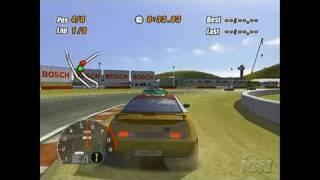 Alfa Romeo Racing Italiano PlayStation 2 Video -
