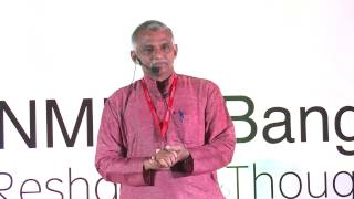 When patients are ignorant and have no faith | Dr. Prakash Amte | TEDxNMIMSBangalore