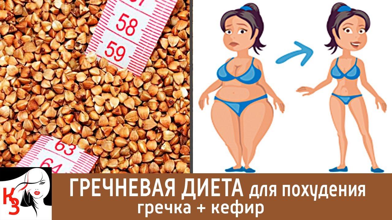 диета гречка с кефиром результат