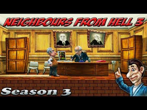 Neighbours From Hell 3 - Season 3 [100% walkthrough]