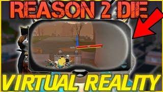 R2DA IN VIRTUAL REALITY!! *OP* | Roblox VR