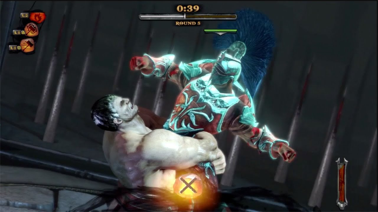 Hercules God Of War 2