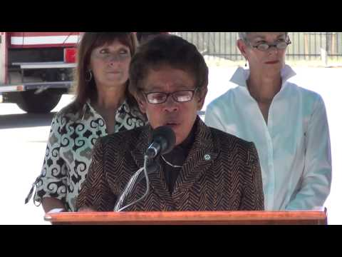 San Diego Miramar College | Fire Technology & EMT Training Center Grand Opening Ceremony