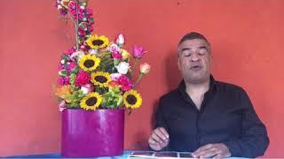"""Roberto González Goyri """"Flores y genios del Arte"""""""