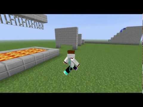 Мод Smart Moving для Minecraft //