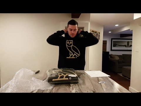2017 OVO OG HOODIE UNBOXING
