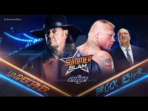 WWE SummerSlam 2015 Theme Song - Big Summer