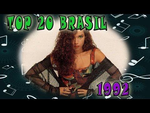 1992 - TOP 20: Musicas Mais Tocadas No Brasil No Ano 1992