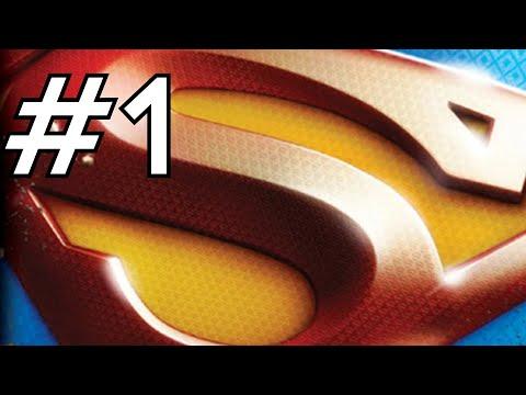 A Runthrough Superman Returns - Fortress Of Solitude Part 1 *GBA*