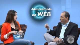 Logística é tema do programa Administrando na Web - Hélio Meirim
