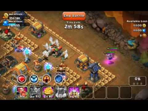 Castle Clash How I Level Up Quickly