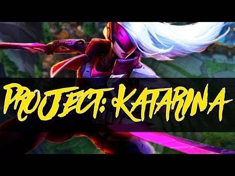 Scarra - PROJECT: KATARINA