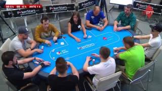 Прямая видео трансляция финального стола турнира хайроллеров Belarus Poker Tour