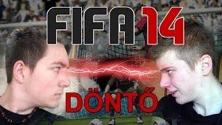 FIFA 14 - Gábor vs. luckeY || DÖNTŐ