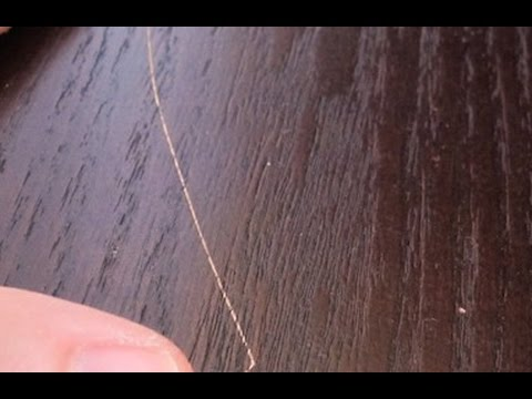 Видео Ремонт сколов и царапин на автомобиле