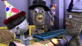Каспер  Школа страха   27 серия   2006   Мульт сериал   HD 720p