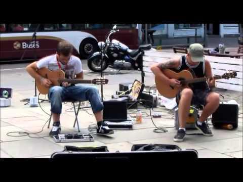 Showhawk Duo - Adagio For Strings